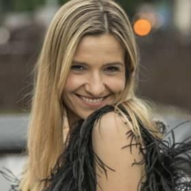 """Joanna Koroniewska bez makijażu. """"Zmarszczkowe love"""" - przyznała w opisie do zdjęcia"""