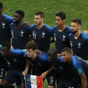 Mundial 2018: Francuzi zdobywaja Mistrzostwo Świata!