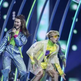 """""""The Voice Kids 3"""". Uczestniczka Eurowizji Junior z Białorusi weźmie udział w programie. Tak śpiewa """"Superhero"""" Wiktorii Gabor"""