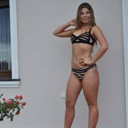Agnieszka, Grzybiany w stroju kąpielowym