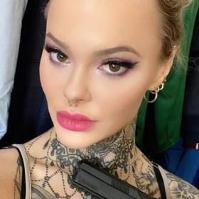 """Monika Miller specjalistką od cyberprzestępczości! Taką rolę dostała w serialu """"Gliniarze"""""""
