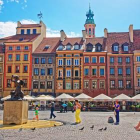 W Warszawie powstał mural dedykowany służbie zdrowia. Tak Polacy dziękują za walkę z koronawirusem