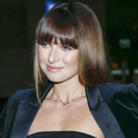 Anna Lewandowska eksponuje ciążowe krągłości. Zaprezentowała się w krótkim topie