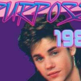 """Ktoś przerobił """"What Do You Mean"""" Justina Biebera na obciachowy kawałek z lat 80.! Sprawdź!"""