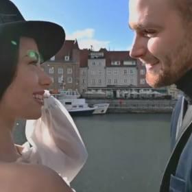 """Para z """"Hotelu Paradise"""" na ślubnym kobiercu! Pokazali zdjęcie z kościoła [FOTO]"""