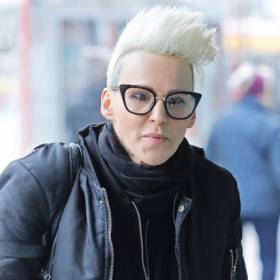Agnieszka Chylińska wytatuowała sobie twarz!