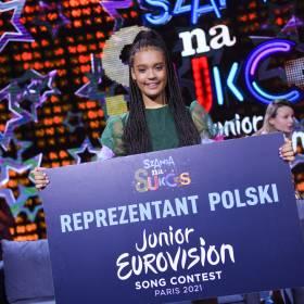 """Sara James wystąpi na Eurowizji Junior. Jej utwór """"Somebody"""" ma szansę podbić Europę? [WIDEO]"""