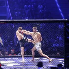 Fame MMA 10. Awantura po walce wieczoru! Boxdel przeprasza za swoje zachowanie