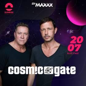 Cosmic Gate kolejną gwiazdą Sunrise Festival 2019!