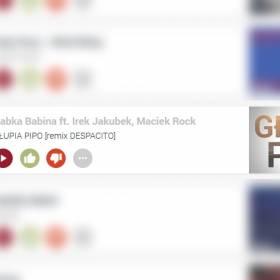 """""""GŁUPIA PIPO"""" w propozycjach listy Hop Bęc!"""