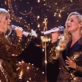 """Matka i córka zaśpiewały razem w """"Mam Talent"""". Po występie zalały się łzami"""