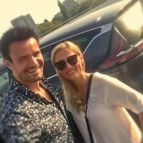 Sylwia Juszczak i Mikołaj Krawczyk już po ślubie! Wesele połączyli z chrztem córeczki