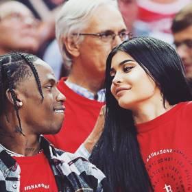 Kylie Jenner i Travis Scott w pierwszej wspólnej sesji zdjęciowej!