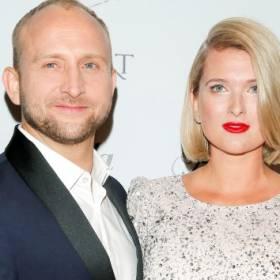 Borys Szyc został ojcem! Aktor opublikował rodzinne zdjęcie
