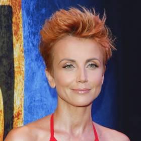 Katarzyna Zielińska zapuściła włosy i postawiła na blond. Rudy to już przeszłość!