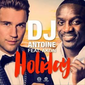 """Nowy teledysk """"Holiday"""" - Akon i DJ Antoine opublikowali już wideo do wspólnego singla!"""