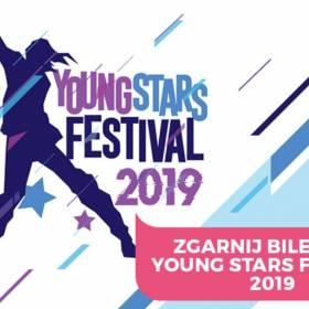 Young Stars Festival 2019 już niebawem! Wygraj bilety w RMF MAXXX!