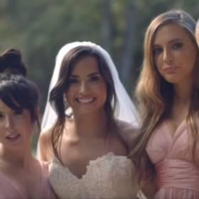 Demi Lovato na ślubnym kobiercu!