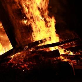Spłonął dom wokalisty disco polo. W pożarze stracił cały swój dobytek