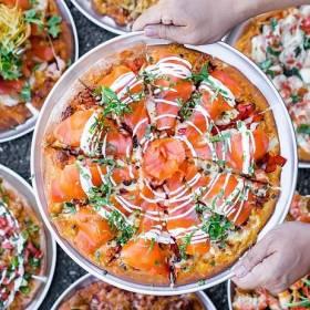 Goście weselni zamówili pizzę na wesele Meghan Markle i księcia Harry'ego?!