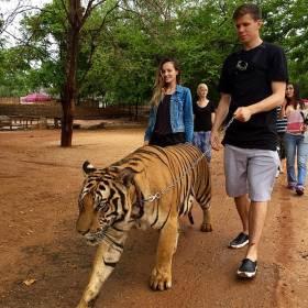 Marina Łuczenko i Wojciech Szczęsny: Zakochani na wakacjach w Tajlandii.