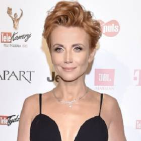Katarzyna Zielińska w ciemnych włosach. Aktorka zaskoczyła zdjęciem sprzed lat!