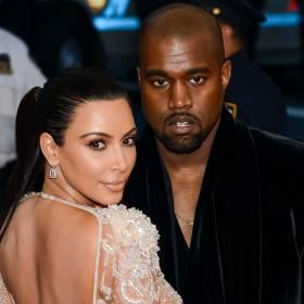 Kanye West odpowiedział na pozew rozwodowy Kim Kardashian. Chce walczyć o dzieci