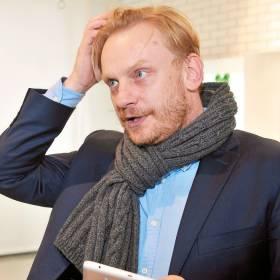 Serialowy Walduś Kiepski przed sądem. Grozi mu do dwóch lat więzienia za niepłacenie alimentów