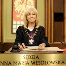 """Anna Maria Wesołowska o swojej chorobie: """"Ona jest trochę w naszej głowie"""""""