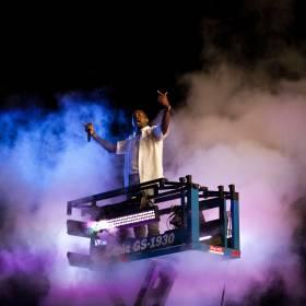 Kanye West uważa się za najlepszego artystę wszechczasów. Ten dar miał dostać od Boga