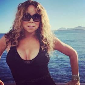 Pierścionek zaręczynowy Mariah Carey jest podróbą?