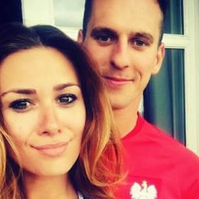 Arkadiusz Milik i Jessica Ziółek już po zaręczynach! Zdjęcia zakochanych trafiły do sieci