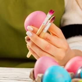 Wielkanocne dekoracje. Jak zrobić wymuszkę?