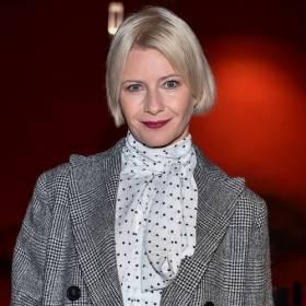 Małgorzata Kożuchowska zachwyca na Festiwalu w Gdyni. Postawiła na proste stylizacje