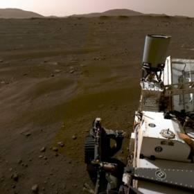 Kosmiczne zdjęcia w sieci! NASA pokazała nagranie 4K prosto z Marsa [WIDEO]