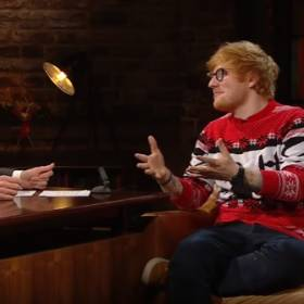 "Ed Sheeran w The Late Late Show: ""napisałem piosenkę do nowego Bonda"""
