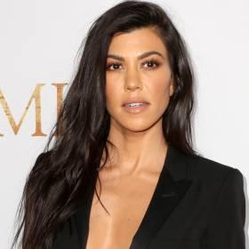 Kourtney Kardashian bez makijażu. Celebrytka pokazała się w naturalnym wydaniu