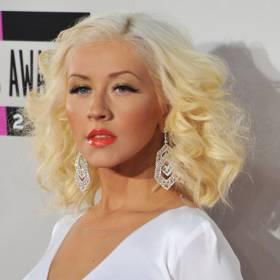 Odmieniona Christina Aguilera przyciąga spojrzenia w zmysłowej bieliźnie. Pokazała zbyt wiele? [ZDJĘCIA,WIDEO]