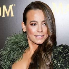 Anna Mucha zrzuciła stanik. Aktorka topless rozgrzała internautów
