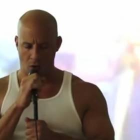 Vin Diesel oddał hołd  Paulowi Walkerowi!