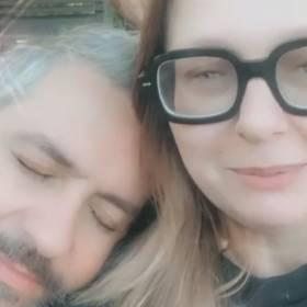 Kasia Nosowska z mężem chcą zająć miejsce Meghan i Harry'ego! Zabawne wideo jest hitem internetu!