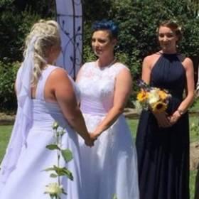 Pierwsze małżeństwo homoseksualne w Australii