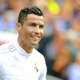 Cristiano Ronaldo nago? Piłkarz opublikował zdjęcie z wanny, w której nie jest sam...