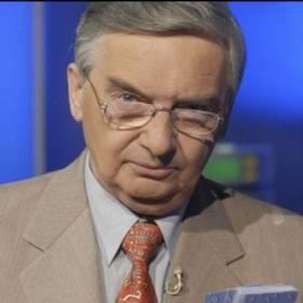 Tadeusz Sznuk ma dzisiaj urodziny! Legenda telewizji kończy 75 lat!