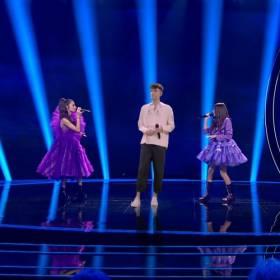 """Eurowizja Junior. Viki Gabor i Roxie Węgiel wystąpiły z Duncanem Laurencem. """"To wygrało wszystko"""""""