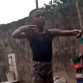 Chłopiec z Nigerii podbija świat! Nagranie jego tańca zostało docenione w szkole baletowej w Nowym Jorku