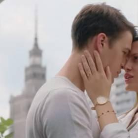 """Staszek Obolewicz i Kinga Wawrzyniak z """"Top Model"""" w walentynkowej kampanii. Wyglądają na prawdziwie zakochanych!"""