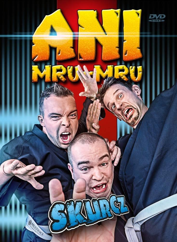"DVD Kabaret Ani Mru-Mru ""Skurcz"""