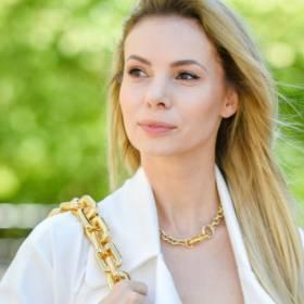Izabela Janachowska w skąpym bikini. Kadr z basenu robi furorę w sieci!