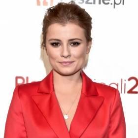 Joanna Jarmołowicz jest w ciąży! Aktorka podzieliła się informacją za pośrednictwem Instagrama